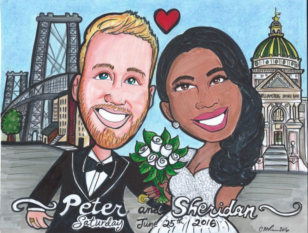 Peter & Sheridan
